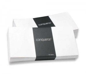 Conqueror envelope