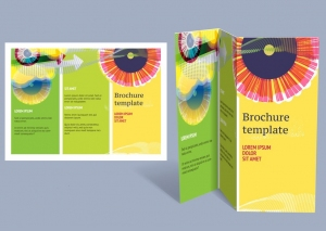 Brochure  and leaflets