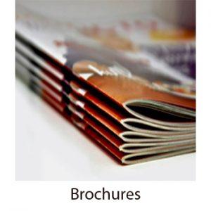 Brochures, booklets